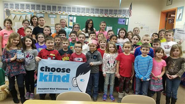 Grades K-6 Become Certified Kind